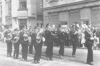 1961: Landesmusikertreffen in Graz